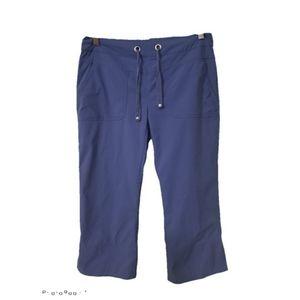 prAna Breathe Cropped Yoga Pants - Women's